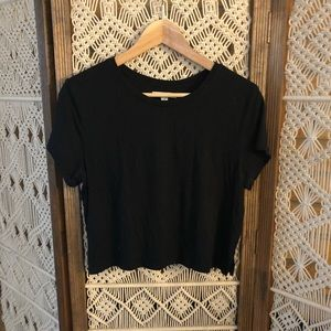 AE Crop Top — Great Shape — Size L!